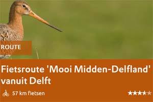 Fietsroute Mooi-Midden-Delfland